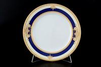 Набор тарелок Thun Яна Кобальтовая лента 19см (6 шт)