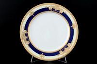 Набор тарелок Thun Яна Кобальтовая лента 21см (6 шт)