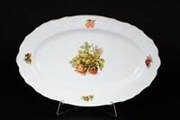 Блюдо овальное Bernadotte Фрукты 36 см