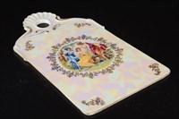 Доска для нарезки Queen's Crown Мадонна Перламутр 24 см