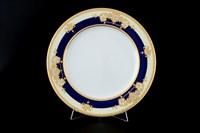 Набор тарелок Thun Яна Кобальтовая лента 25см (6 шт)