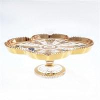 Рулетница золото Sonne Crystal 24 см