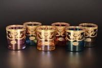Набор для виски Art Decor Veneziano Color 300мл (6 шт)