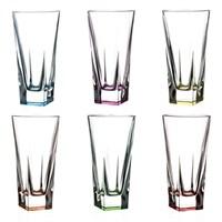 Набор стаканов для воды RCR Fusion 380мл (6 шт)