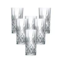 Набор стаканов для воды RCR Melodia 360мл (6шт)
