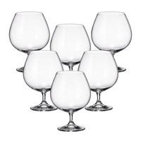 Набор бокалов для бренди Crystalite Bohemia Colibri/Gastro 690 мл (6 шт)