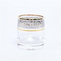Набор стопок для водки Идеал Панто Платина V-D 60 мл(6 шт)