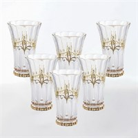 Набор стаканов для воды Bohemia Wellington E-V 380 мл