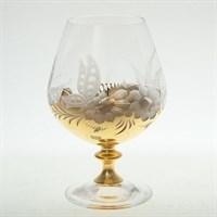 Набор бокалов для бренди Bohemia Evpas Бабочки 400 мл (6 шт)