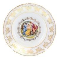 Набор тарелок глубоких Roman Lidicky Фредерика Мадонна 23 см(6 шт)