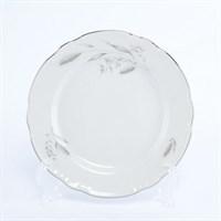 Набор тарелок Thun Констанция Серебряные колосья 19 см (6 шт)