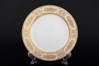 Набор тарелок Thun Луиза Золотая роза 25см (6 шт)