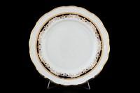 Набор тарелок Thun Мария Луиза Синяя лилия 25см (6 шт)