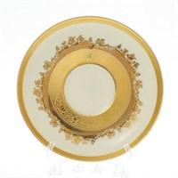 Набор блюдец Falkenporzellan Cream Gold 14,5см (6 шт)