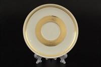 Набор блюдец 15 см Crem Gold 9321 (6 шт)