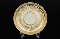 Набор блюдец Falkenporzellan Imperial Cream Gold 15см (6 шт)
