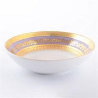 Набор розеток Falkenporzellan Diadem Violet Creme Gold 10см (6 шт)