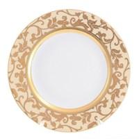 Набор тарелок Falkenporzellan Tosca Creme Gold 21см(6 шт)