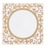 Набор тарелок Falkenporzellan Tosca White Gold 27см(6 шт)