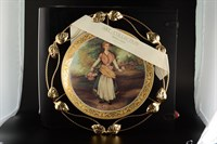 Настенная тарелка Arte Italia 40 см