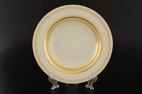 Набор тарелок глубоких Falkenporzellan Constanza Cream Gold 22см (6 шт)