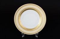 Набор тарелок Falkenporzellan Constanza Creme Gold 21см(6 шт)