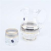 Набор для воды Crystalex Bohemia Идеал Панто V-D 7 предметов