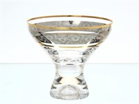 Набор креманок Crystalex Bohemia Клаудия Панто V-D 330мл(2шт)