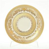 Набор блюдец Falkenporzellan Cream Majestic Gold