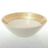 Набор салатников Falkenporzellan Cream Majestic Gold 19см