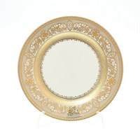 Набор тарелок Falkenporzellan Cream Majestic Gold 17см