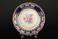 Набор тарелок 19 см Констанция Кобольт Полевой цветок (6 шт)