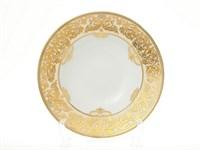 Набор тарелок глубоких Falkenporzellan Natalia creme gold 23,5 см(6 шт)