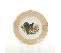 Набор розеток Sterne porcelan Охота Бежевая 11 см