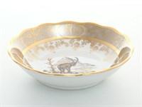 Набор салатников Sterne porcelan Охота Бежевая 13 см(6 шт)