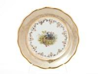 Набор тарелок Sterne porcelan Охота Бежевая 17 см(6 шт)