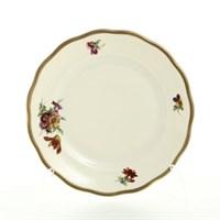 Набор тарелок Sterne porcelan Слоновая кость 17 см