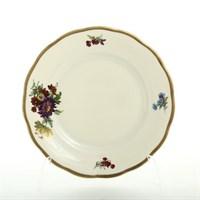 Набор тарелок Sterne porcelan Слоновая кость 19 см