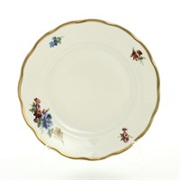 Набор тарелок Sterne porcelan Слоновая кость 21 см