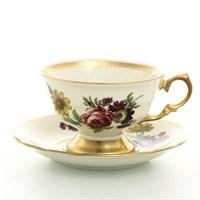 Набор чайных пар Sterne porcelan Слоновая кость 220 мл