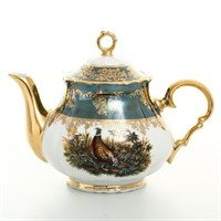 Чайник Queen's Crown Охота зеленая Корона 700мл