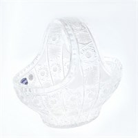 Корзина Bohemia Glasspo 20 см