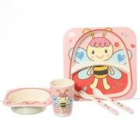 Детский набор посуды Royal Classics 5 предметов (7см*26см*24см)