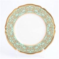 Набор тарелок Prouna Clarice Light Green 27см(6 шт)
