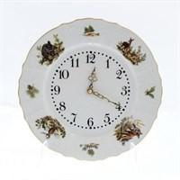 Часы круглые Bernadotte Охота 27 см