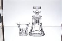 Набор для виски Crystalite Bohemia Wellington 7 предметов