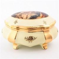 Шкатулка Bruno Costenaro Boucher Ceramiche 20*25*16см