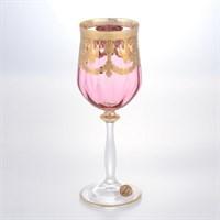Набор бокалов для вина Art Decor Veneziano Color 220мл