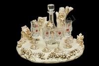 Набор для вина Ceramiche Stella 7 Предметов 6 персон