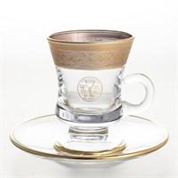 Набор чайных пар TIMON 150мл